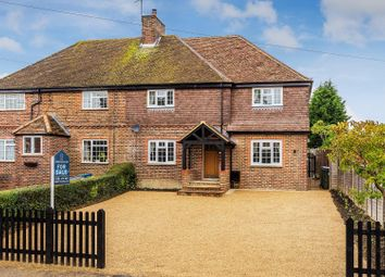 Thumbnail 4 bed semi-detached house for sale in Church Street, Rudgwick, Horsham