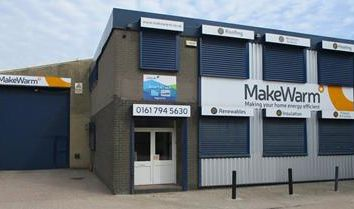 Thumbnail Light industrial to let in Deans Road Trading Estate, Unit 1 Deans Road, Manchester, Gtr Manchester