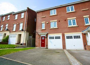 Thumbnail 3 bed town house for sale in Darwin Drive, Burslem, Stoke-On-Trent