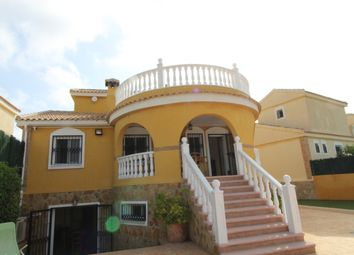Thumbnail 3 bed detached house for sale in Gran Alacant, Alicante, Spain
