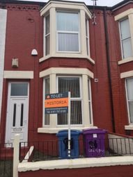Thumbnail 4 bedroom terraced house to rent in Ash Grove, Liverpool