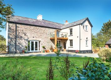 Thumbnail 6 bed detached house for sale in Cray, Brecon, Powys