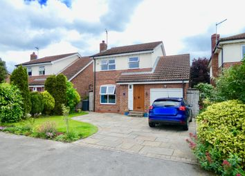 Thumbnail 3 bedroom detached house for sale in Oak Road, North Duffield, Selby