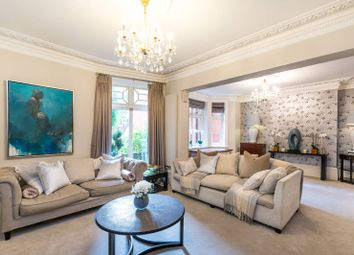 Thumbnail 3 bedroom flat for sale in Abingdon Villas, Kensington