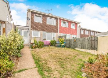 3 bed semi-detached house for sale in Mortimore Close, Saltash PL12