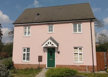 Thumbnail 3 bed semi-detached house for sale in Kendall Close, Bury St. Edmunds