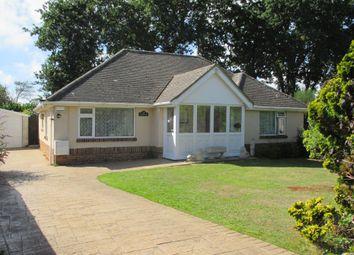 Thumbnail 3 bed detached bungalow for sale in West Way, Pennington, Lymington, Hampshire