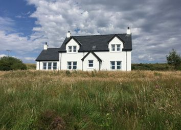 Thumbnail 4 bed detached house for sale in Balmeanach, Struan, Isle Of Skye
