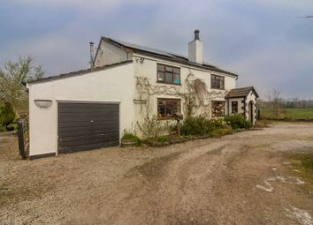 Thumbnail 4 bed farmhouse for sale in Rhyl Fold, Manchester Road, Leigh