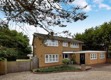 Thumbnail 5 bed detached house for sale in Kelvedon Road, Tiptree, Colchester