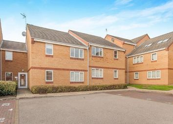 Thumbnail 2 bedroom flat for sale in Warren Court, Hampton Hargate, Peterborough, Cambridgeshire