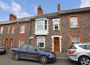 Thumbnail 3 bed terraced house for sale in Bampton Street, Minehead, Somerset