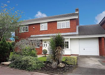Thumbnail 4 bed detached house for sale in The Pines, Leyland