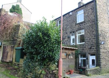 Thumbnail 1 bed end terrace house for sale in Hall Street, Oakworth, Keighley, West Yorkshire