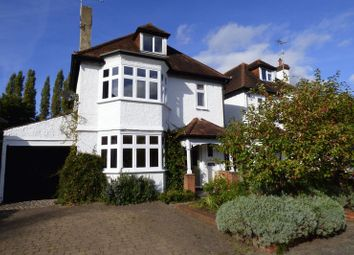 Thumbnail 4 bed detached house to rent in Raleigh Drive, Claygate, Esher