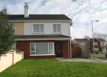 Thumbnail 3 bed semi-detached house for sale in 26 Ashbrook, Tullow, Carlow