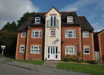 Thumbnail 2 bed flat for sale in Willow Bank, Aqueduct, Telford, Shropshire