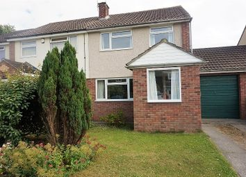 Thumbnail 3 bed semi-detached house for sale in Denny Isle Drive, Severn Beach