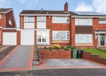 Thumbnail 4 bed semi-detached house for sale in Coldstream Drive, Stourbridge