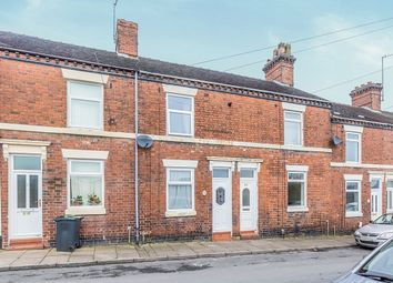 Thumbnail 2 bed terraced house for sale in St. Aidans Street, Tunstall, Stoke-On-Trent