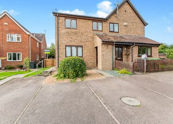 Thumbnail 2 bed property for sale in Norman Drive, Stilton, Peterborough