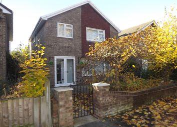 Thumbnail 4 bed detached house for sale in Pennine Walk, Little Sutton, Ellesmere Port