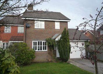 Thumbnail 3 bed property to rent in Callender Walk, Cuckfield, Haywards Heath