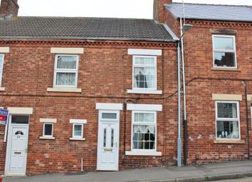 Thumbnail 2 bed terraced house for sale in Fishers Street, Kirkby-In-Ashfield, Nottingham