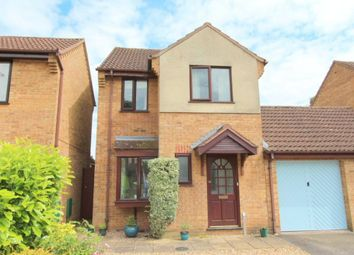 Thumbnail 3 bedroom detached house to rent in Foxfield Way, Oakham