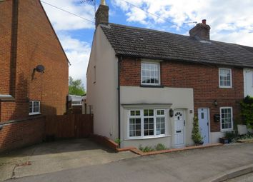Thumbnail 2 bed end terrace house for sale in The Brache, Maulden, Bedford