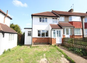 Thumbnail 2 bed end terrace house for sale in Browning Avenue, Worcester Park