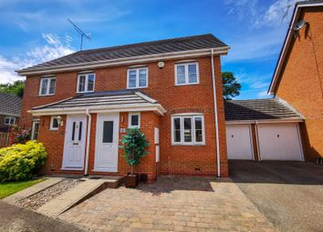 Thumbnail 3 bed semi-detached house for sale in The Hornbeams, Burgess Hill