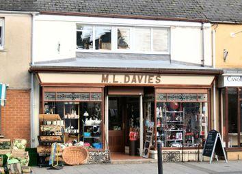 Thumbnail Retail premises for sale in ML Davies, 16 St John Street Whitland, Carmarthenshire