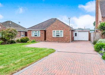 Thumbnail 2 bed detached bungalow for sale in St Pauls Road North, Walton Highway, Wisbech