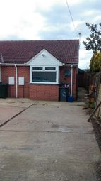 Thumbnail 1 bed semi-detached bungalow to rent in Thomas Hall Mews, Dinnington