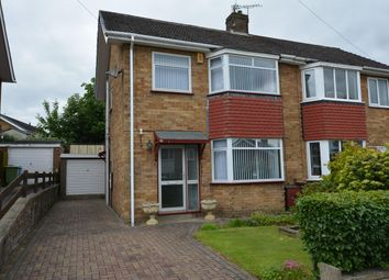 Thumbnail 3 bed semi-detached house for sale in Edwin Avenue, Walton, Chesterfield