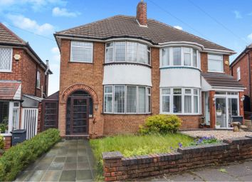 Thumbnail 3 bed semi-detached house for sale in Hilliards Croft, Great Barr