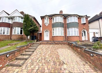 Thumbnail 3 bed semi-detached house for sale in Yateley Crescent, Great Barr, Birmingham