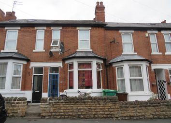 Thumbnail 3 bed terraced house for sale in Ashfield Road, Sneinton, Nottingham