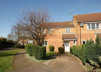Thumbnail 3 bedroom end terrace house for sale in Tower Hill Close, Northampton