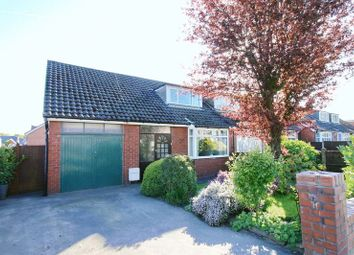 Thumbnail 3 bed semi-detached bungalow for sale in Hilton Lane, Walkden, Manchester