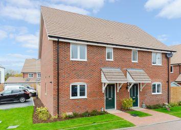 Thumbnail 3 bed semi-detached house for sale in Fuggles Close, Lenham Road, Headcorn
