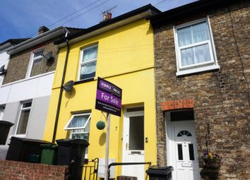 Thumbnail 3 bed terraced house for sale in Woods Place, Dover