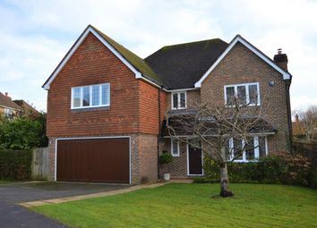 Thumbnail 5 bed detached house for sale in Steellands Rise, Ticehurst, Wadhurst