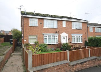 Thumbnail 2 bed flat for sale in Sherbrook Road, Daybrook, Nottingham