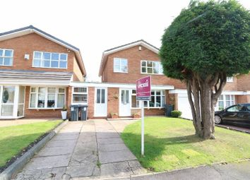 Thumbnail 3 bed detached house for sale in Beechglade, Handsworth Wood, West Midlands