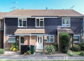Thumbnail Terraced house for sale in Bashford Way, Worth, Crawley