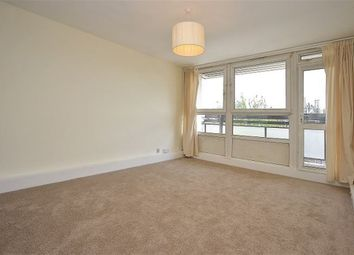 Thumbnail 2 bed flat to rent in Ethelburga Tower, Rosenau Road, London