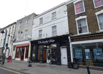 Thumbnail 1 bed flat to rent in King Street, Ramsgate