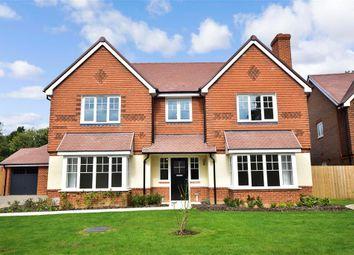 Little Meadow, Cranleigh, Surrey GU6. 5 bed detached house